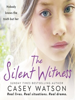 cover image of The Silent Witness